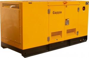 Elektrocentrála GAPPA 200kW DIESEL