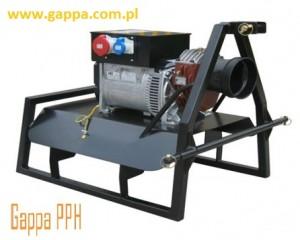 E1S11MB2 - 11kW - 13,5 kVA