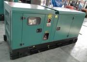 Elektrocentrála IVECO 100kW GAPPA pro stálou práci