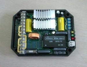 Automatický regulátor UVR6 AVR, Mecc Alte, UVR-6